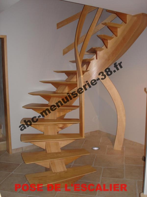Dsc01227 Pose de l'escalier