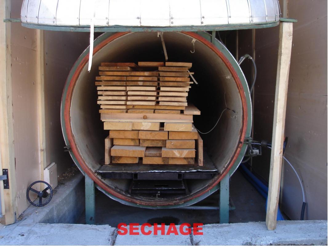 Dsc02075 Séchage du bois